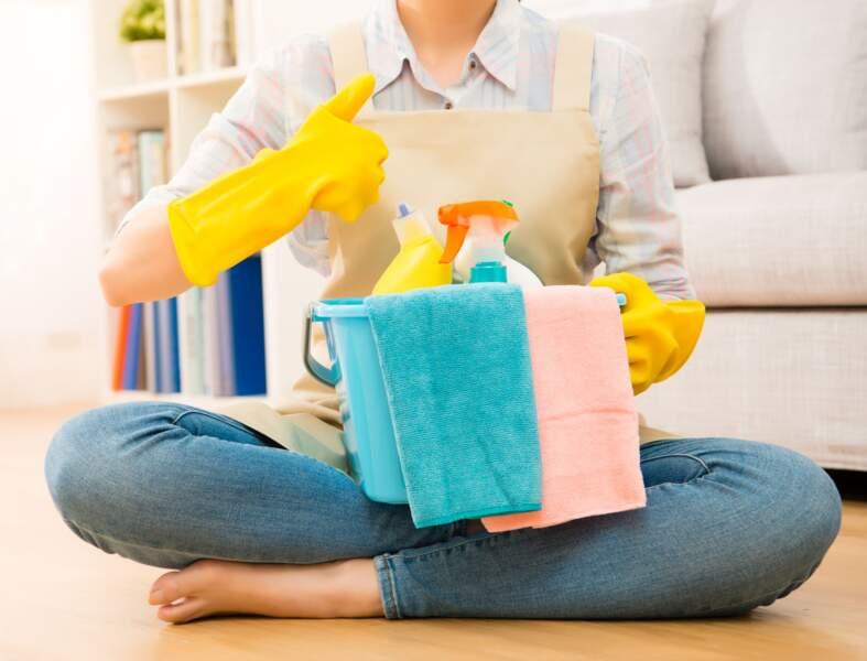 Ménage de printemps : astuces et recettes naturelles pour une maison propre
