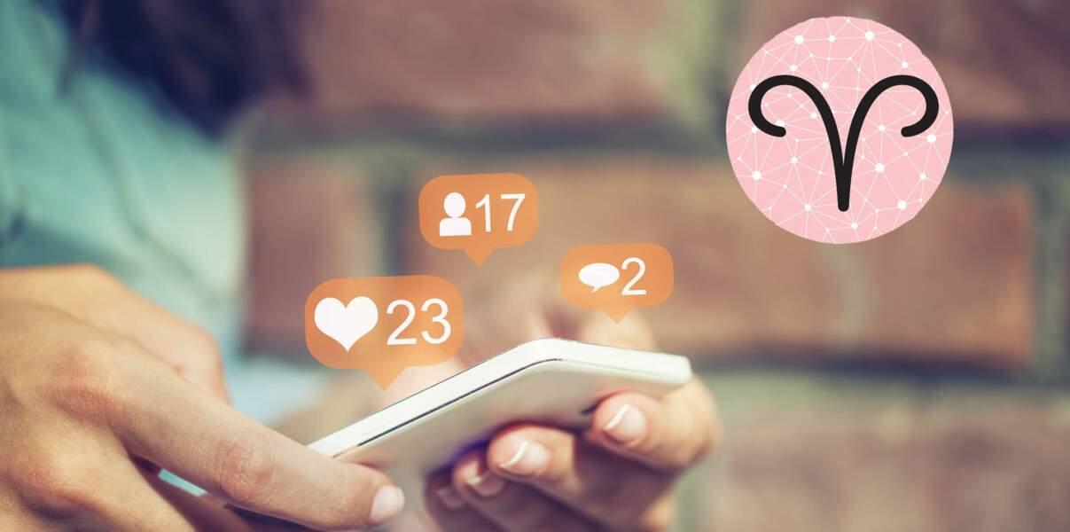 Horoscope 2018 : conseils façon Facebook pour le signe astrologique du Bélier