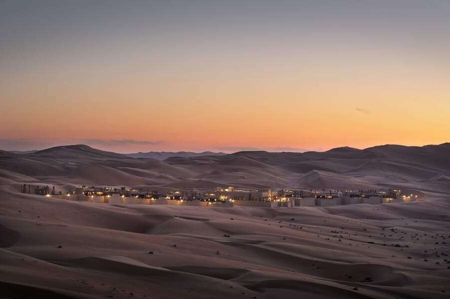 Nuits dans le désert, Émirats arabes unis