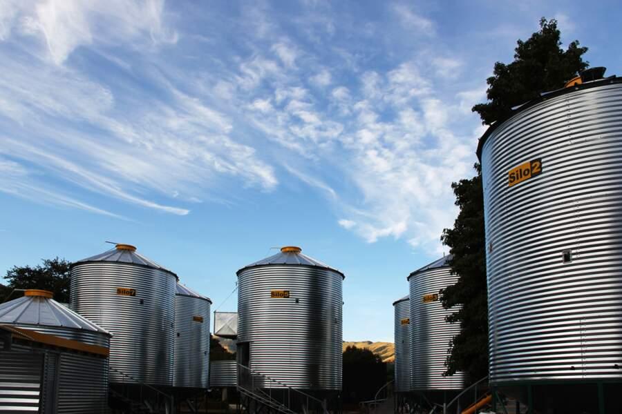 Séjour dans un silo, Nouvelle-Zélande