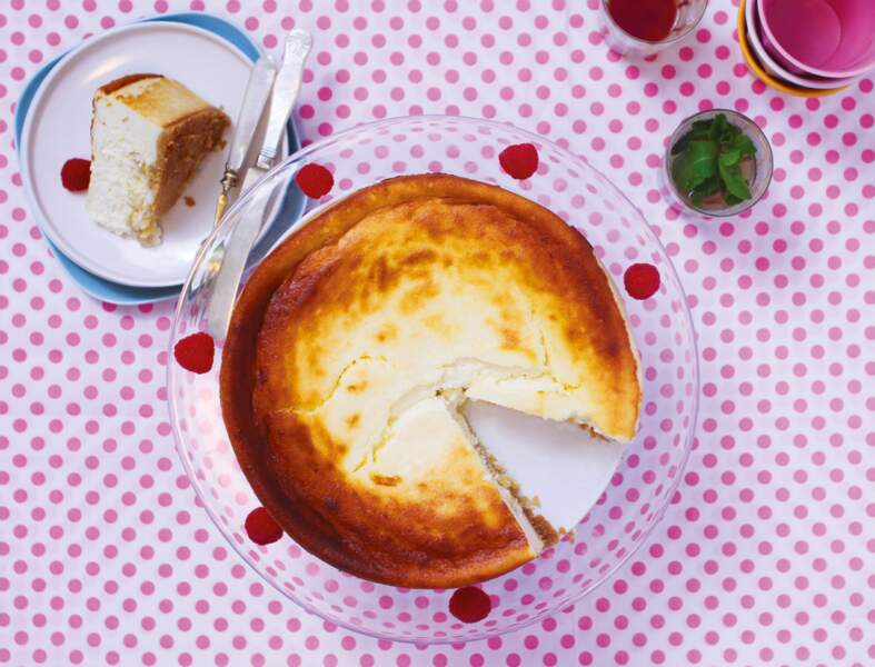 Keiss Kuchen (cheesecake)