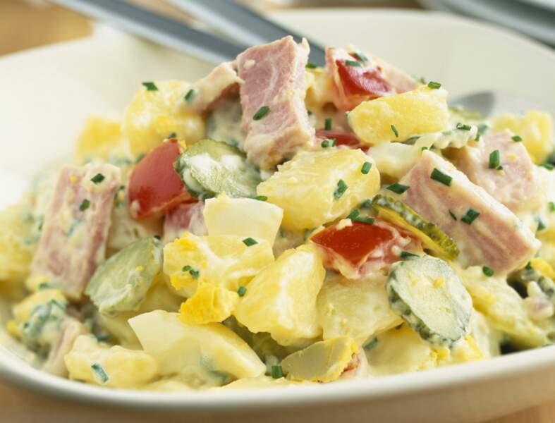 Salade piémontaise rapide