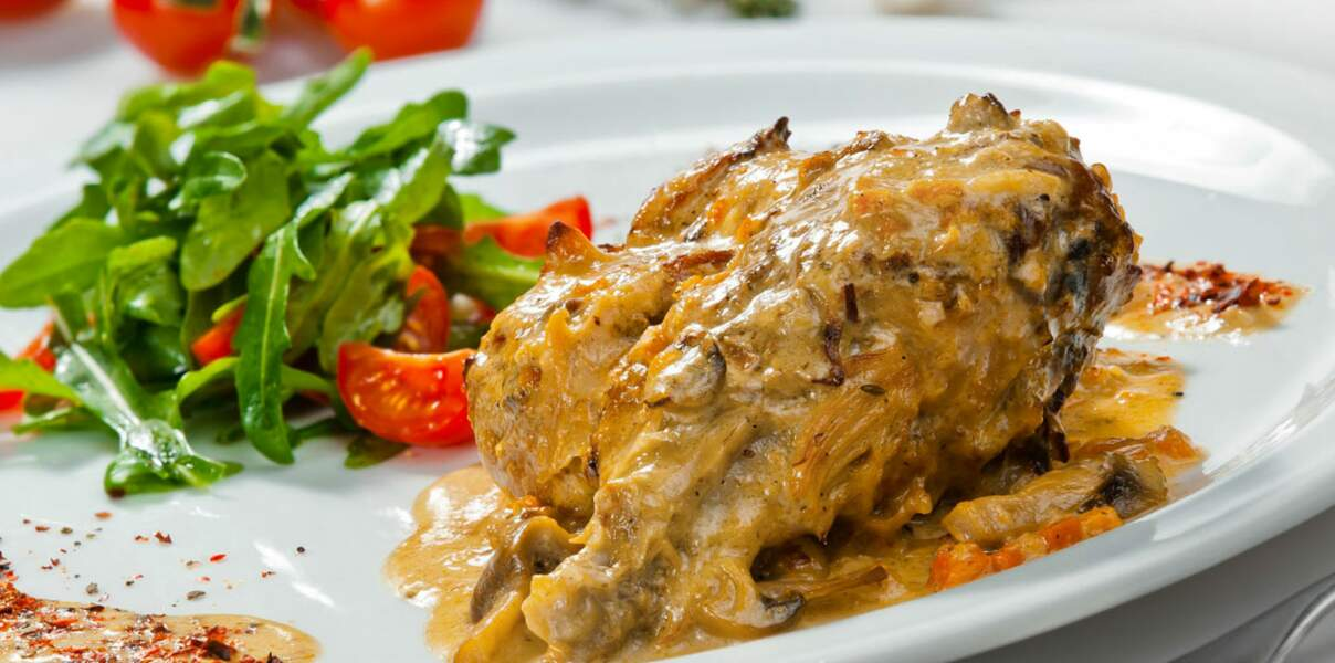 Lapin coco curry