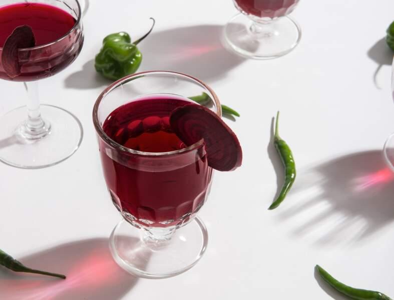 Cocktail Vegan Summer Vibes