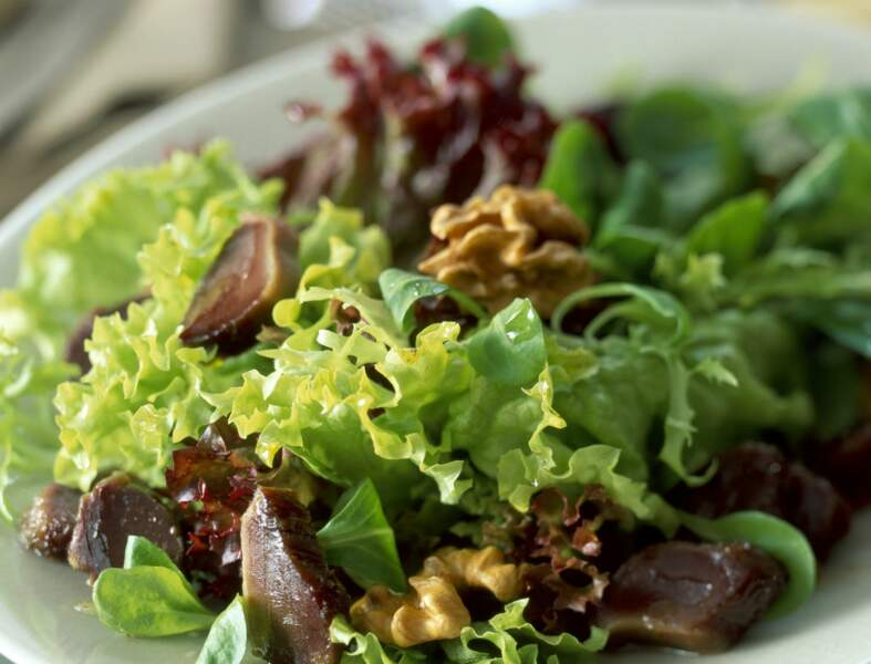 La salade périgourdine façon grand-mère