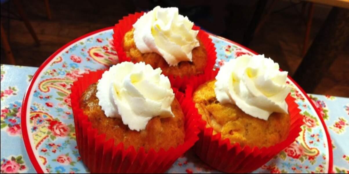 Le cupcake thon poivron