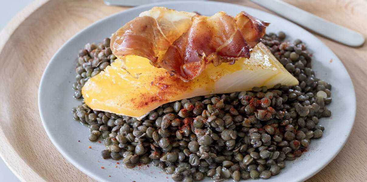 Lentilles au haddock de Laura Annaert