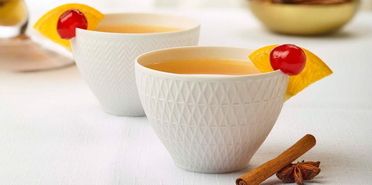 Hot Pear Punch