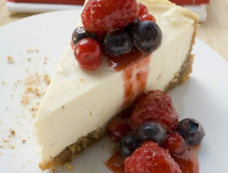 The New-York cheesecake