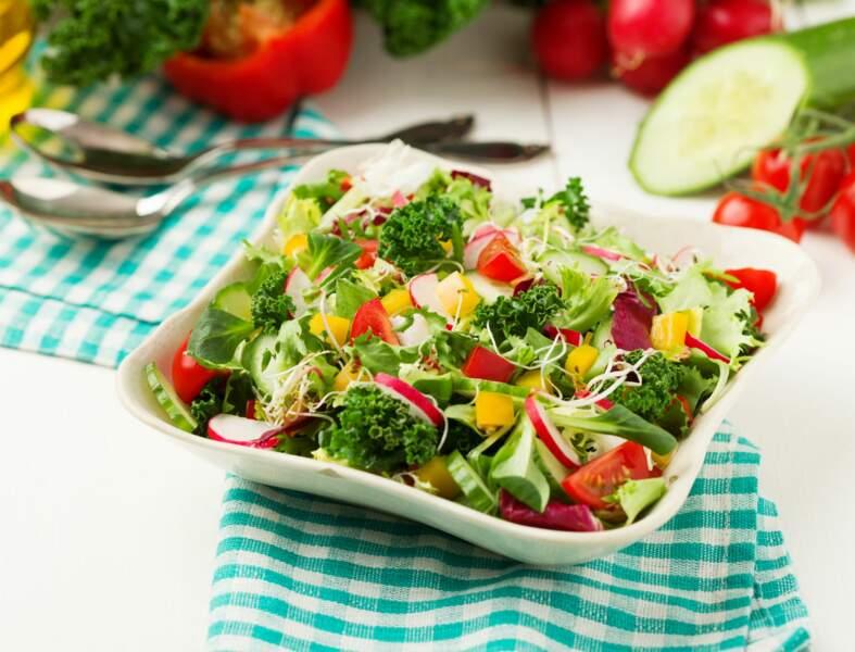 Salade d'endives à la poire