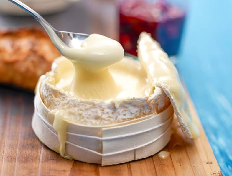 Un camembert, 3 recettes