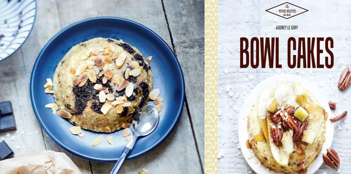 Bowl cake banane et pépites de chocolat
