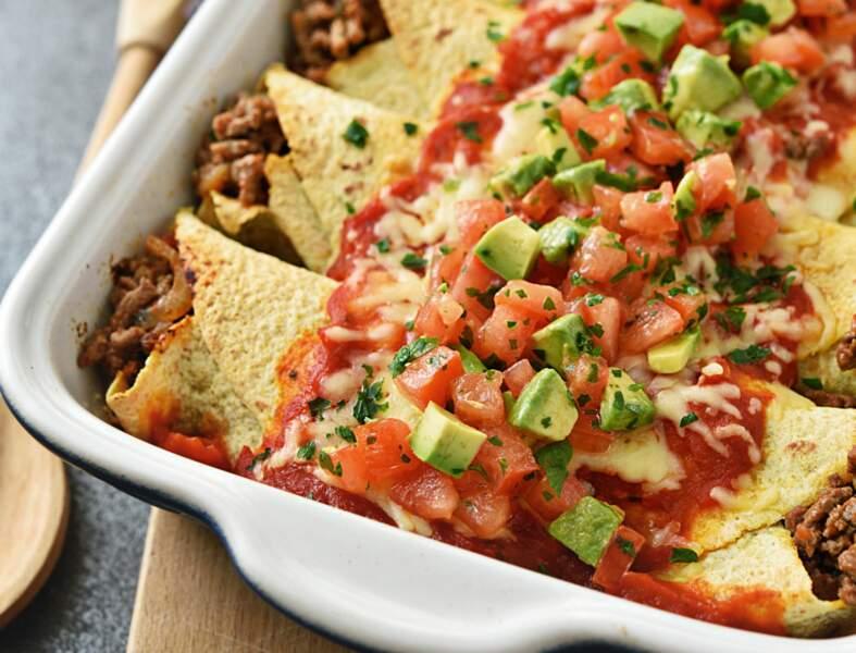 Enchiladas express