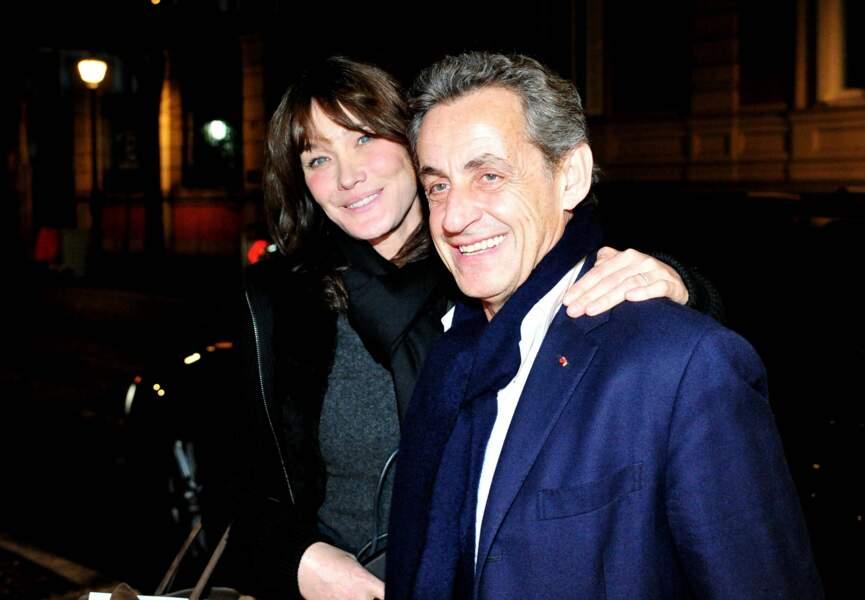 ...se sont rencontrés lors d'un dîner en 2007 et se sont mariés 3 mois après en février 2008