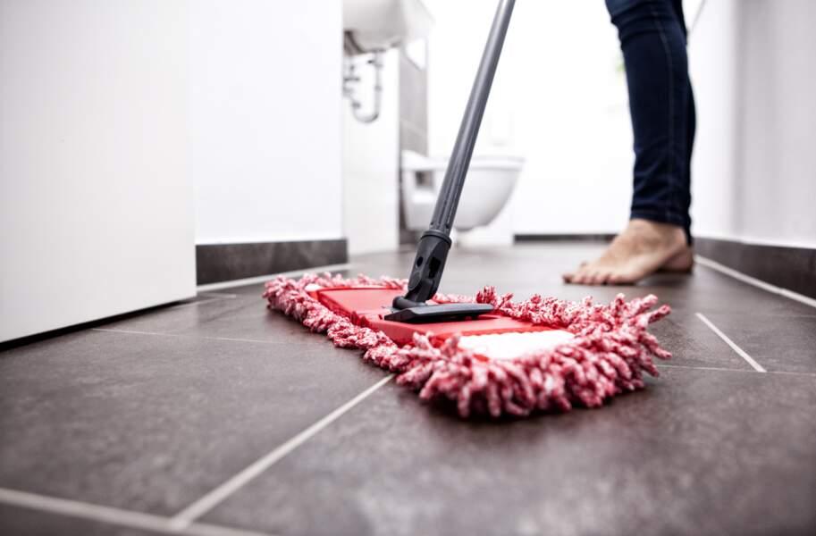 Comment nettoyer le carrelage ?
