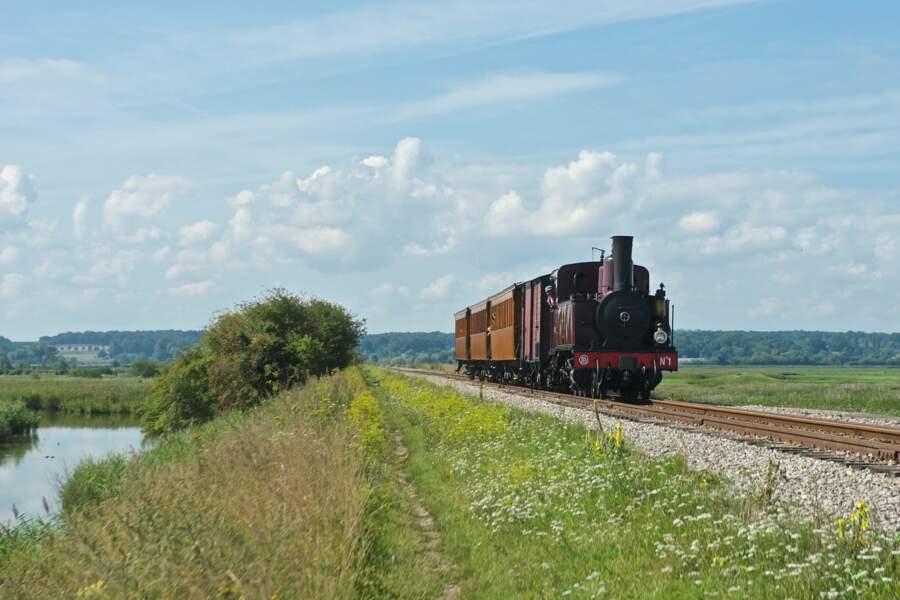 Le train de la Baie de Somme