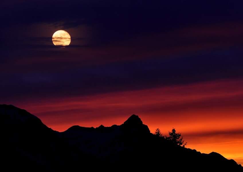 La Lune, l'astre des femmes