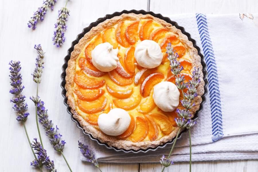 Tarte à l'abricot facile et rapide