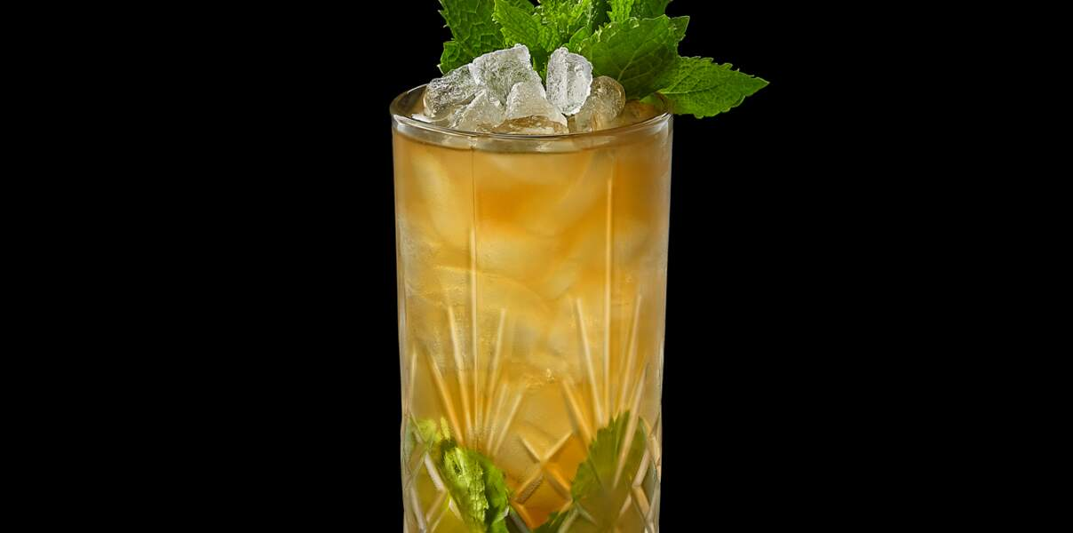 Cocktail French Mojito