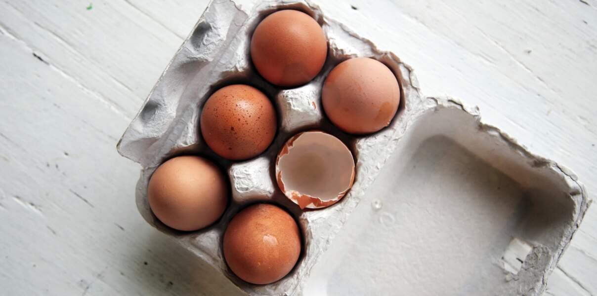 Anti-gaspi : 6 utilisations insolites de la coquille d'œuf