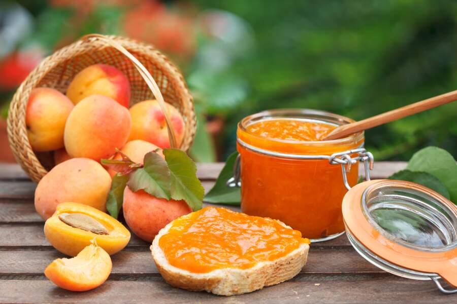Confiture d'abricot au Thermomix