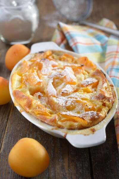 Millas aux abricots