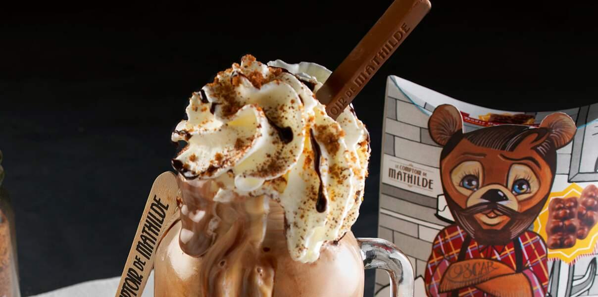 Chocolat chaud de grand-mère Mathilde