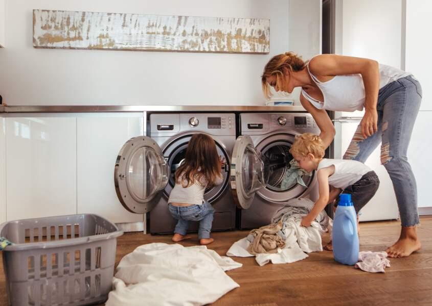 Votre machine à laver peut nuire à votre santé, découvrez pourquoi