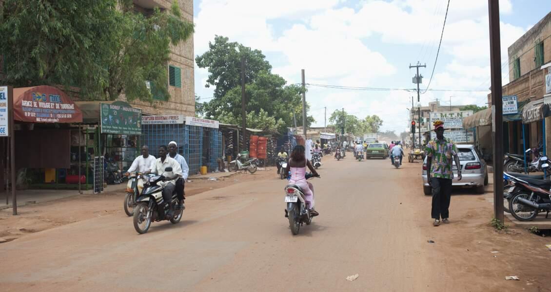 14. Ouagadougou