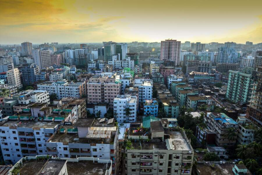 9. Dhaka