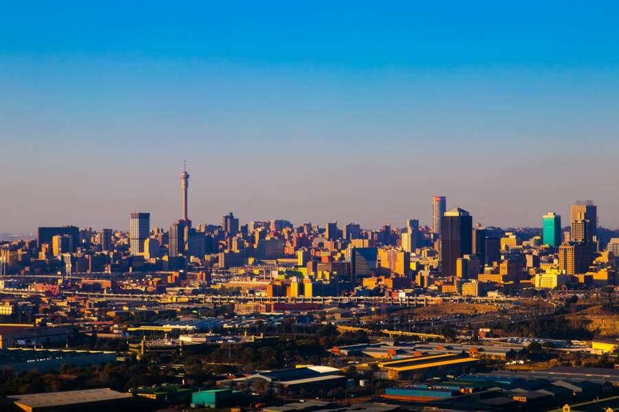 2. Johannesburg