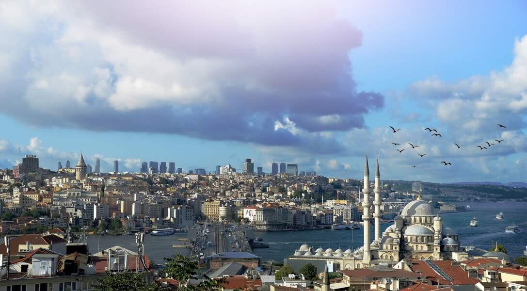 15. Istanbul