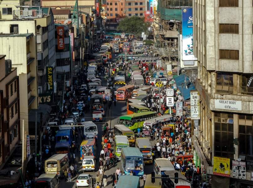 6. Nairobi