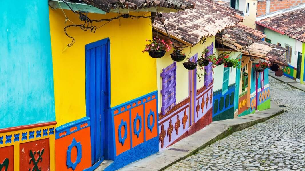 1. Bogota