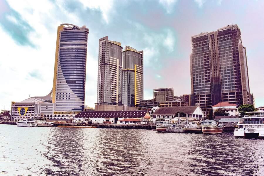 12. Dar es Salaam
