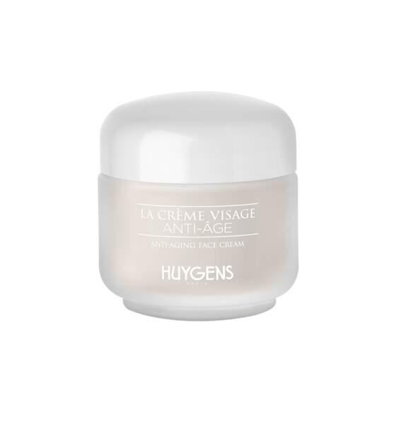 La crème visage hydratante Huygens