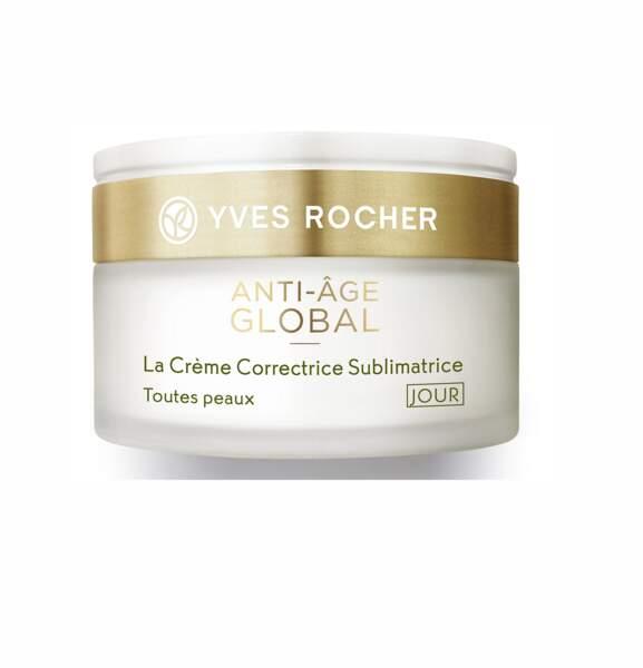 La crème correctrice Yves Rocher