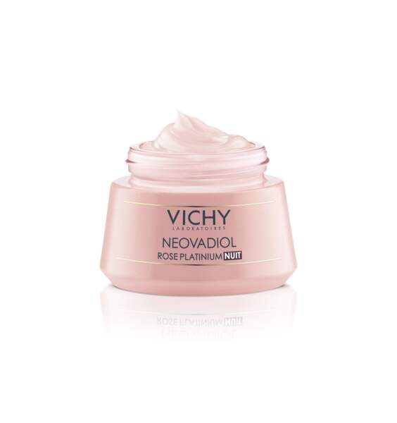 La crème de nuit revitalisante Vichy