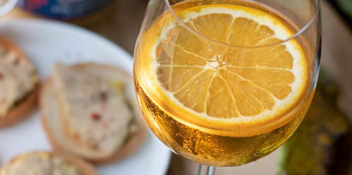 Cocktail l'automne d'Ognoas