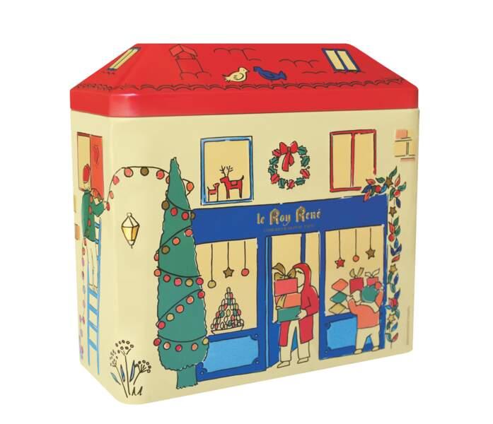 La boîte Maison Le Roy René
