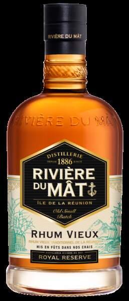 Rhum Vieux Rivière du Mât