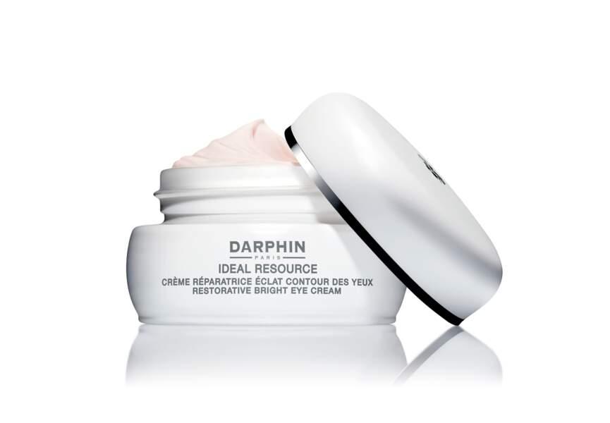 La crème réparatrice éclat contour des yeux, Ideal Resource, Darphin