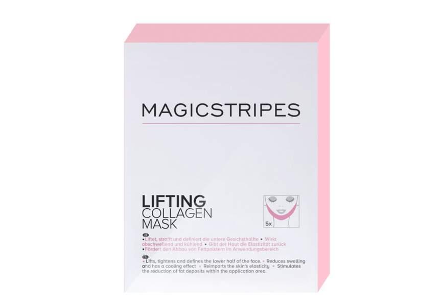 Le Lifting Collagène Mask, Magicstripes