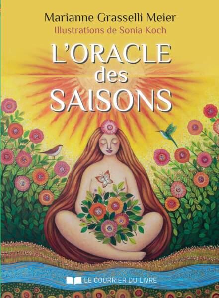 L'oracle des saisons de Marianne Grasseli Meir