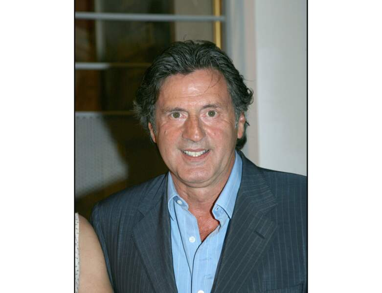 En 2007, Daniel Auteuil a les cheveux plus longs et a 57 ans