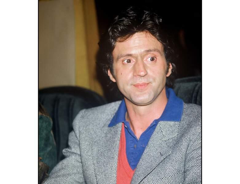 1984 : Daniel Auteuil a 34 ans