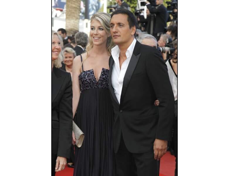 Dany Brillant et sa femme en 2010
