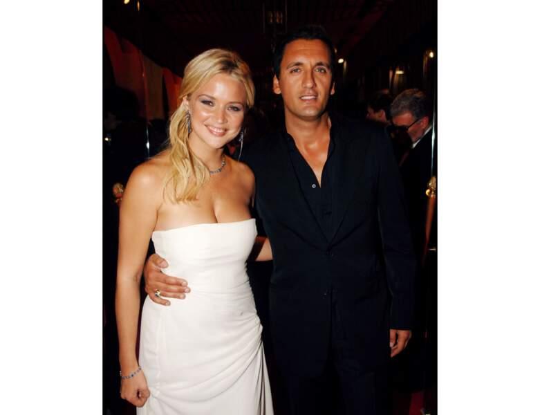 En 2006, il apparaît avec Virginie Efira au Festival de Cannes