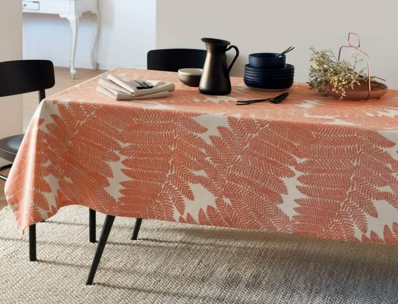 Nappes, serviettes, torchons... Comment bien choisir son linge de table