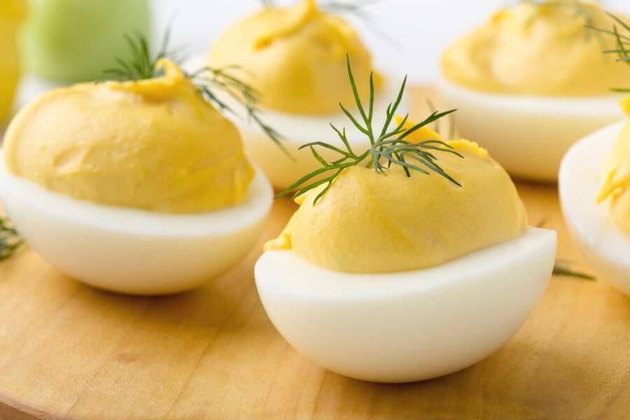 Mayonnaise gingembre